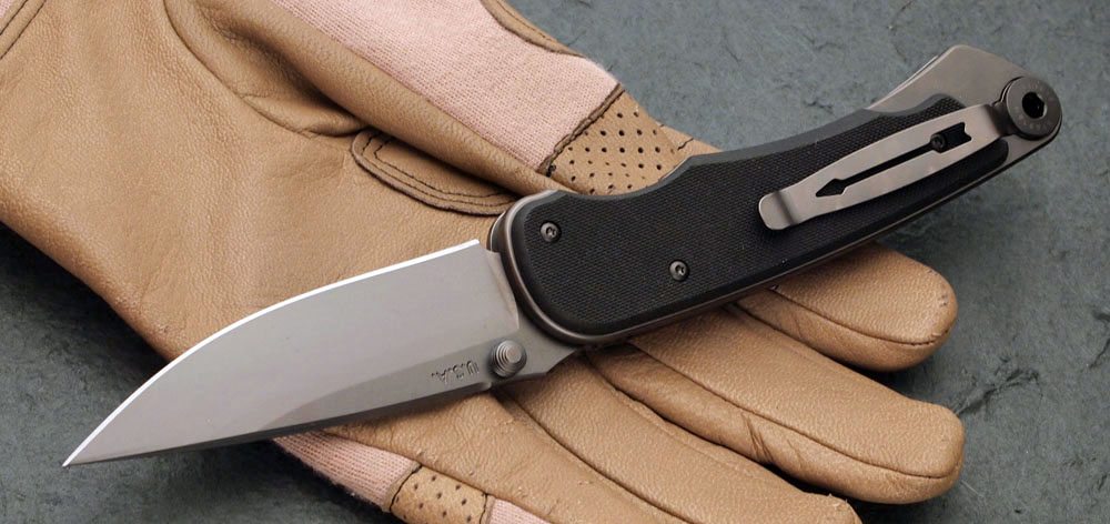 Фото 8 - Нож складной