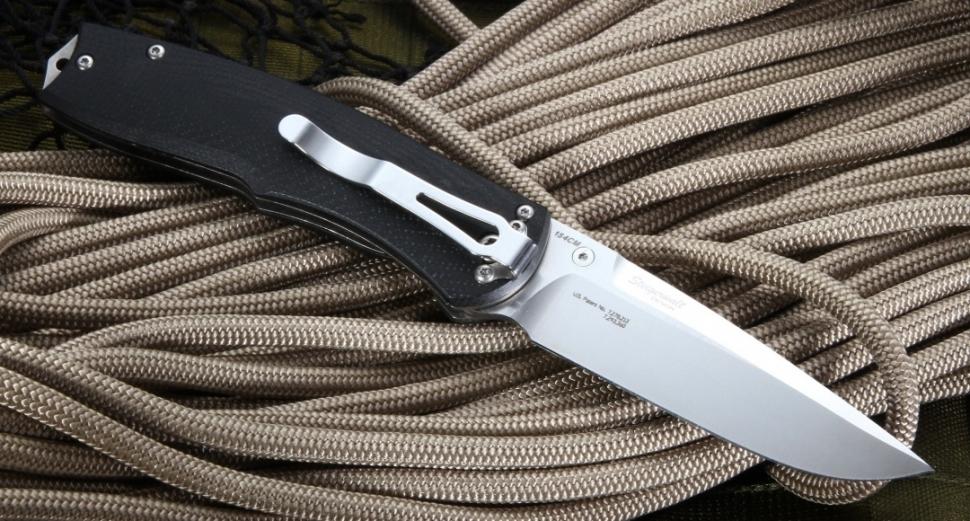 Фото 12 - Полуавтоматический нож Benchmade Torrent 890, сталь 154CM, рукоять G-10