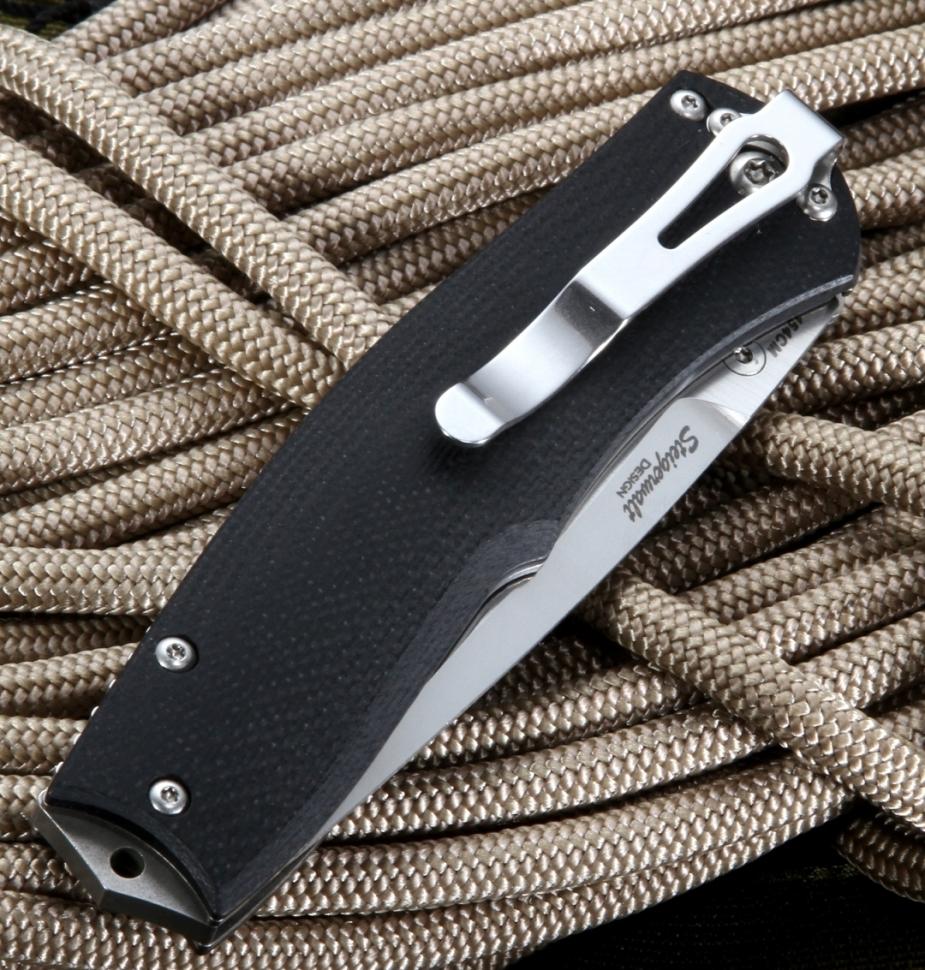 Фото 14 - Полуавтоматический нож Benchmade Torrent 890, сталь 154CM, рукоять G-10