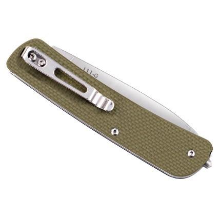 Нож Ruike L11-G зеленый