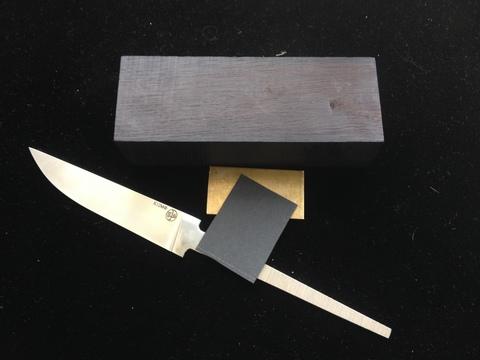 Подарочный набор Сделай свой нож сам - Nozhikov.ru