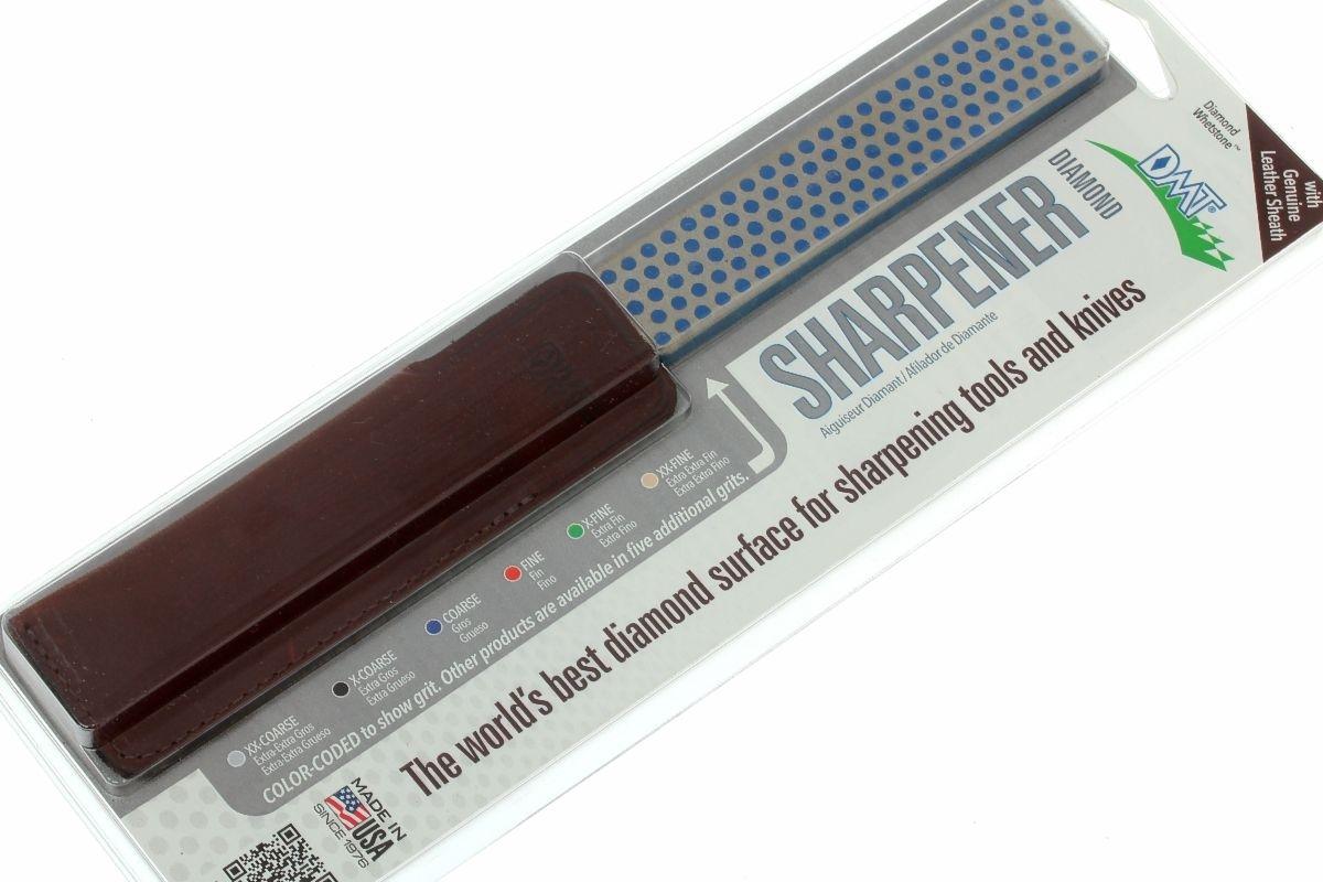 Фото 7 - Алмазный брусок DMT Coarse, 325 меш (45 мкм), с кожаным чехлом от DMT® Diamond Machining Technology