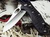 Складной нож Аспид, черный - Nozhikov.ru