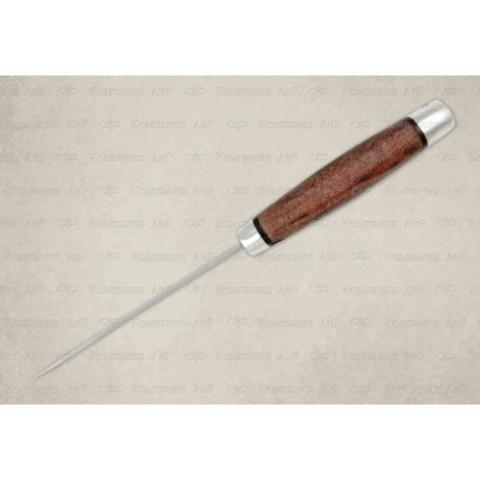 Нож Бекас дерево, 100х13м. Вид 2