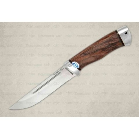 Нож Бекас дерево, 100х13м. Вид 3