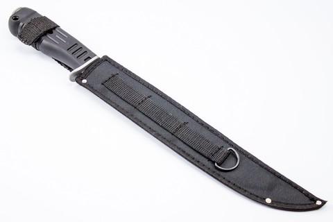Нож мачете Бебут 5, сталь 440C. Вид 4