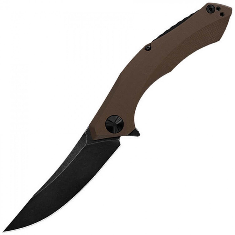 Фото 3 - Нож складной ZT 0462TAN сталь S35VN, рукоять Tan G10 от Zero Tolerance