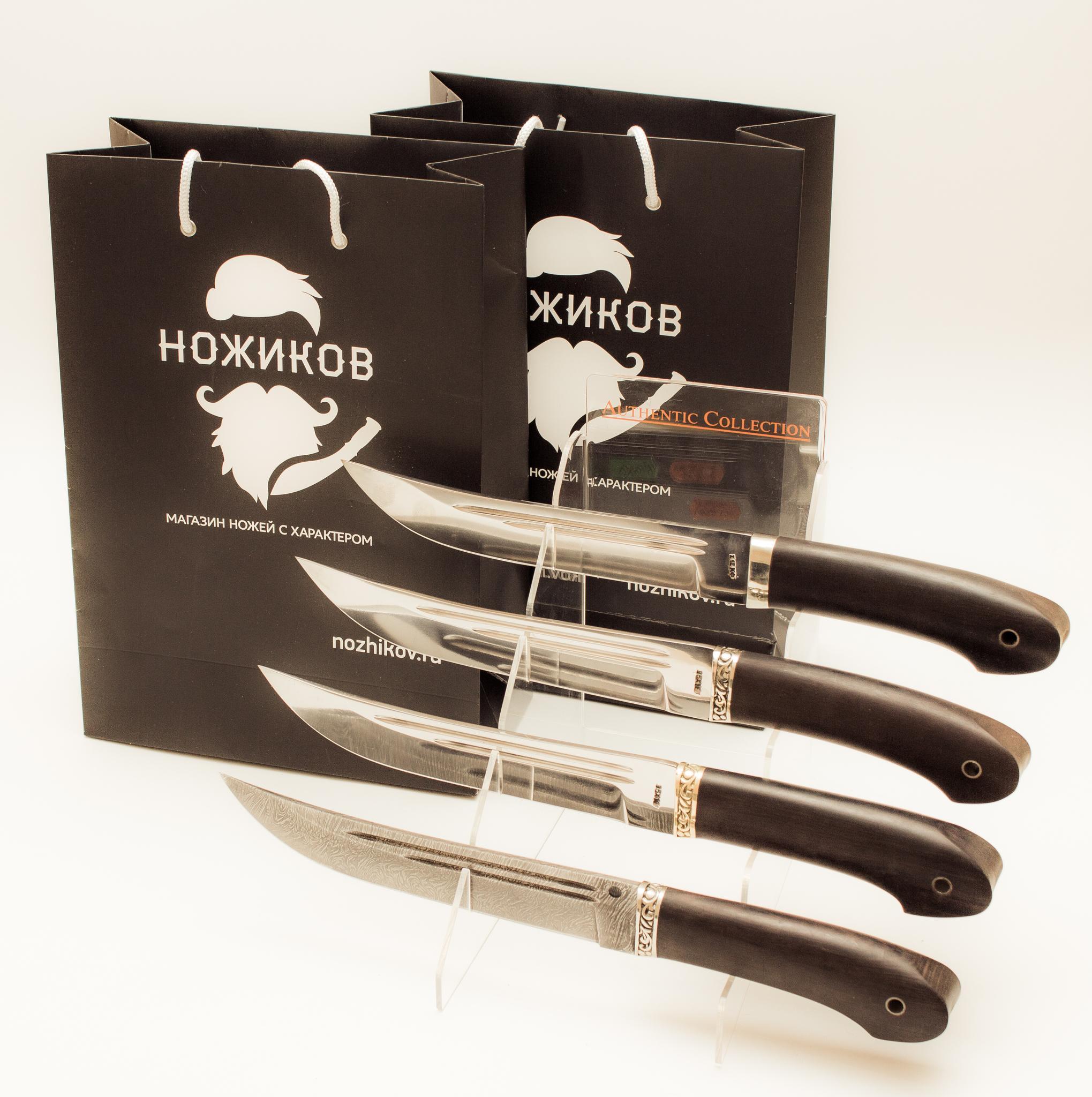 Фото 10 - Подарочный пакет от Nozhikov