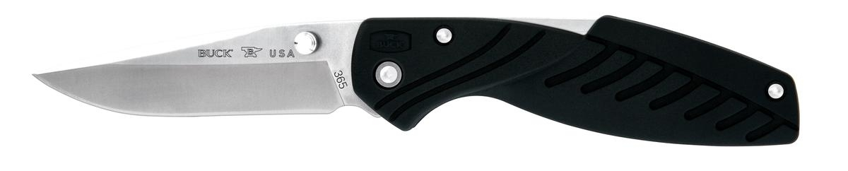 Фото 2 - Складной нож Buck Rival II 0365BKS, сталь 420HC, рукоять пластик