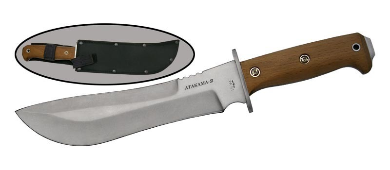 Фото 4 - Нож мачете Атакама-2 от НОКС