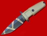 Нож с фиксированным клинком Col. Moschin Compact Desert warfare - купить в интернет магазине