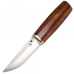 Нож с фиксированным клинком Puukko Ironwood