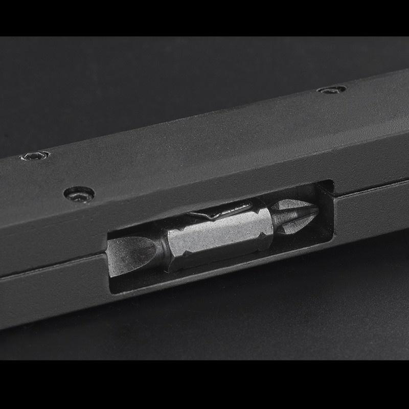 Фото 4 - Мультитул SOG BATON Q4 ID1031, сталь 5Cr15MoV, рукоять алюминий