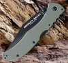 Складной нож Broken Skull III, DLC-Coated Carpenters CTS® XHP Alloy, OD Green G-10 Handle 10.2 см. - Nozhikov.ru