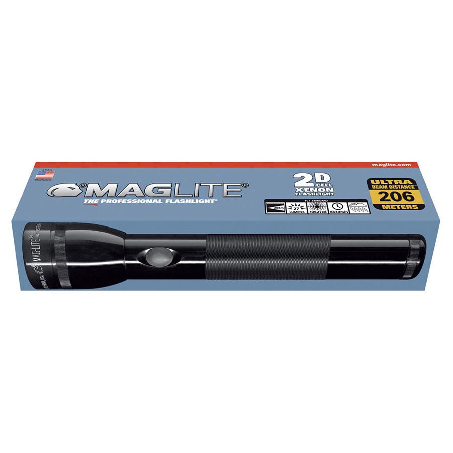 Фото 4 - Фонарь Mag-Lite 2D S2D015E
