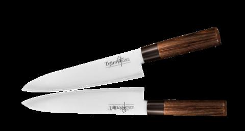 Нож Шефа ZEN 210 мм, сталь VG-10, Tojiro - Nozhikov.ru