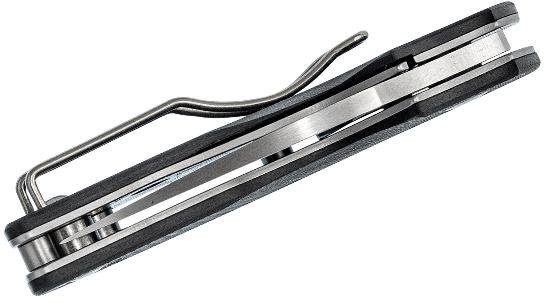 Фото 7 - Нож складной Spyderco Chicago C130GP, сталь 440C, рукоять G-10