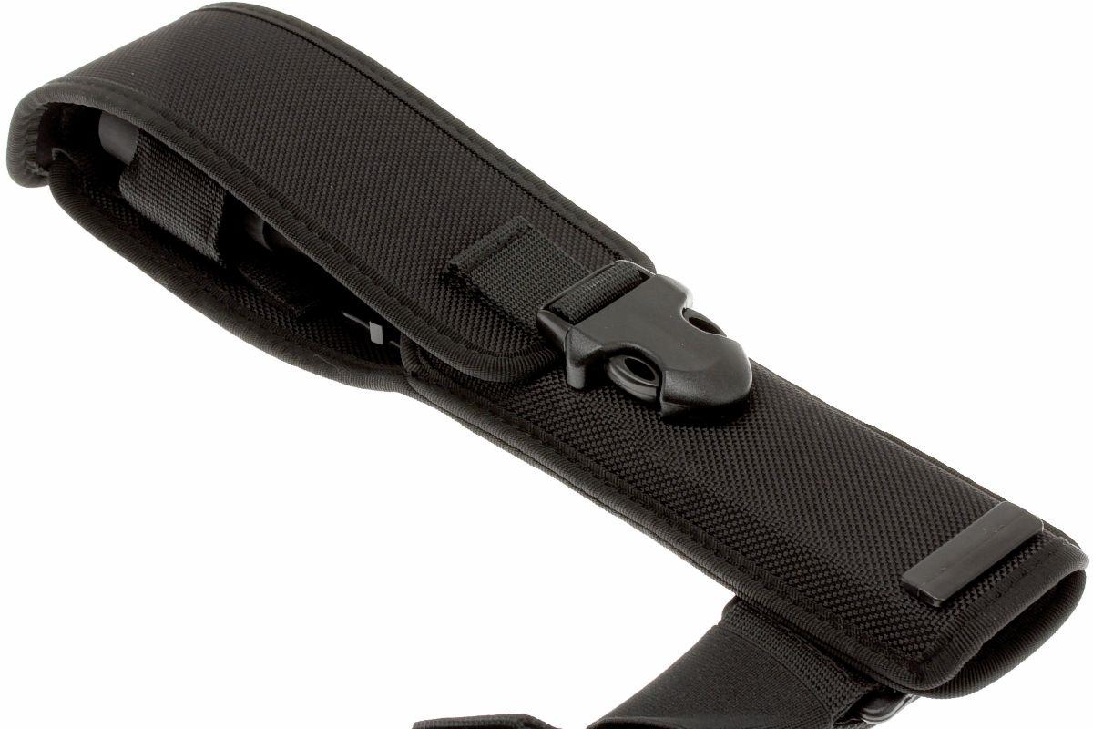 Фото 6 - Нож с фиксированным клинком Extrema Ratio Golem Sandblasted-2, сталь Bhler N690, рукоять резина Forprene®