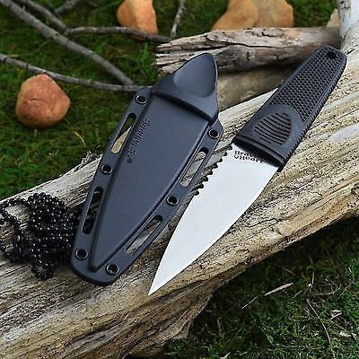 Фото 10 - Нож Cold Steel Brave Heart 11SDS, сталь Aus 8A, рукоять резина