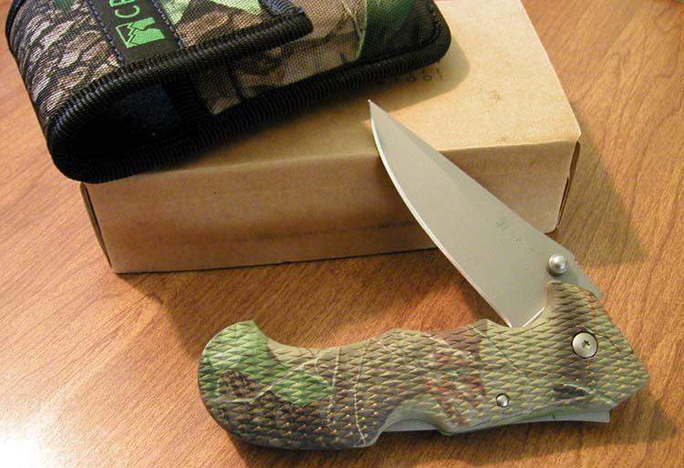 Складной нож CRKT Hammond Cascade CR/6904RHDH