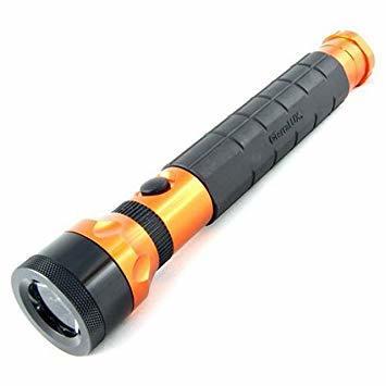Фонарь TerraLUX LED InfiniStar CR, оранжевый люстра максисвет панель 1 х led 36w 1 7201 wh cr y led