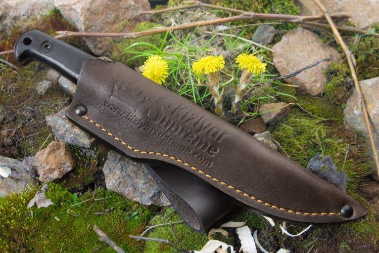 Фото 16 - Нож Pioneer Sleipner TW, Kizlyar Supreme