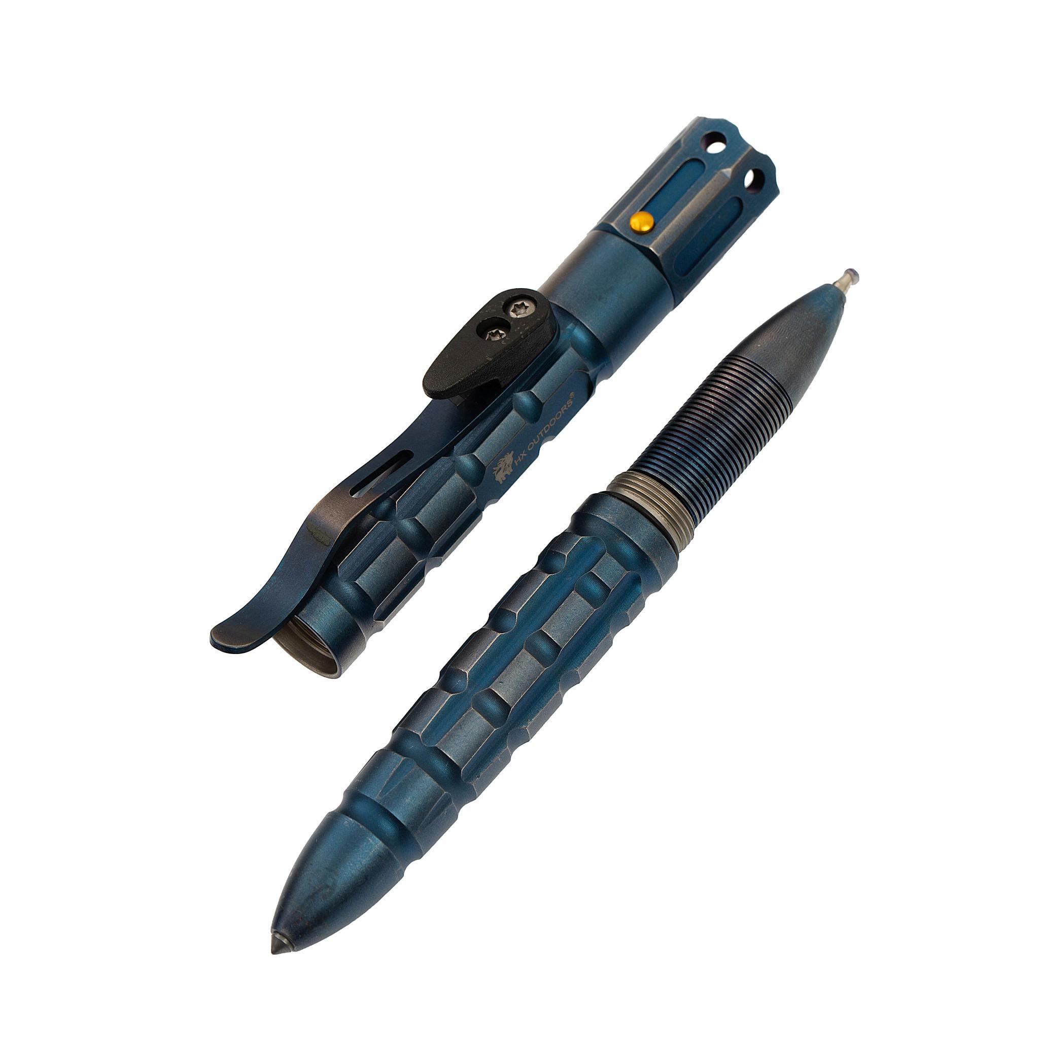 Многофункциональная тактическая ручка Defender от HX OUTDOORS