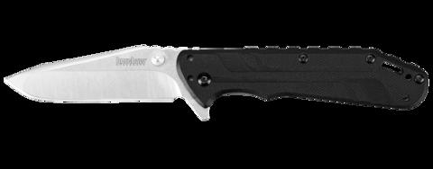 Складной нож Thermite KERSHAW 3880, сталь 8Cr13MOV Stonewashed, рукоять G10/сталь 410. Вид 1