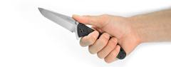 Складной нож Thermite KERSHAW 3880, сталь 8Cr13MOV Stonewashed, рукоять G10/сталь 410, фото 5