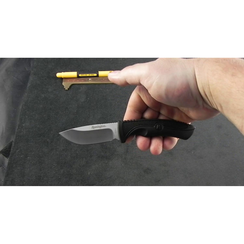 Фото 6 - Нож Remington Sportsman Pack Horse Small - BUCK R10002, сталь 420J2, рукоять пластик