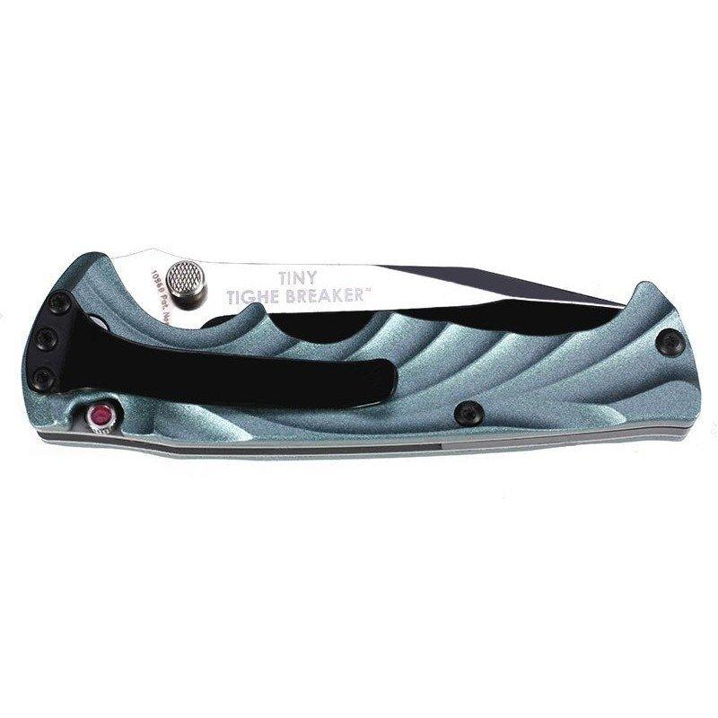 Фото 5 - Полуавтоматический складной нож CRKT Tiny Tighe Breaker, сталь Aus 8, рукоять пластик