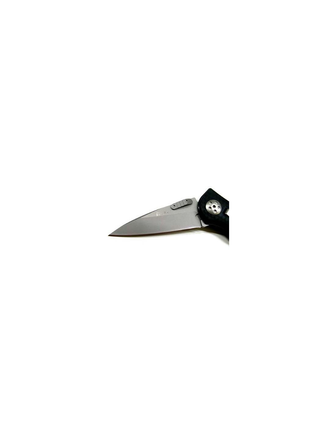 Фото 8 - Складной нож CRKT Elishewitz E-lock Black, сталь Aus 8, рукоять сталь 420J2