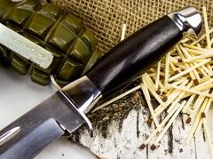 Нож Макс, сталь 95х18, граб, фото 4