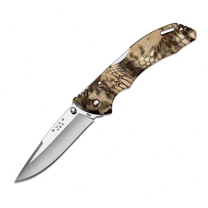 Фото 4 - Складной нож Buck Bantam BHW Kryptek Highlander Camo 0286CMS26, сталь 420НС, рукоять пластик