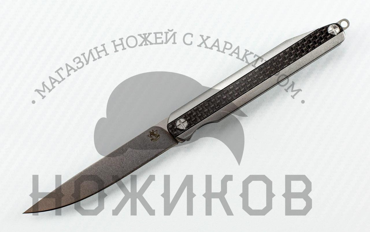 Купить Нож Джентльмен 4 от Steelclaw в России