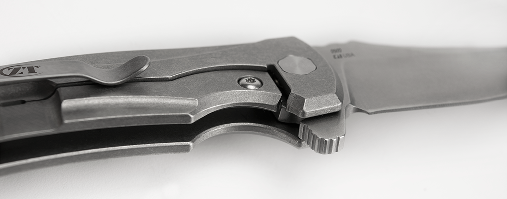 Фото 7 - Складной нож Zero Tolerance 0900, сталь CPM S35VN, рукоять титан