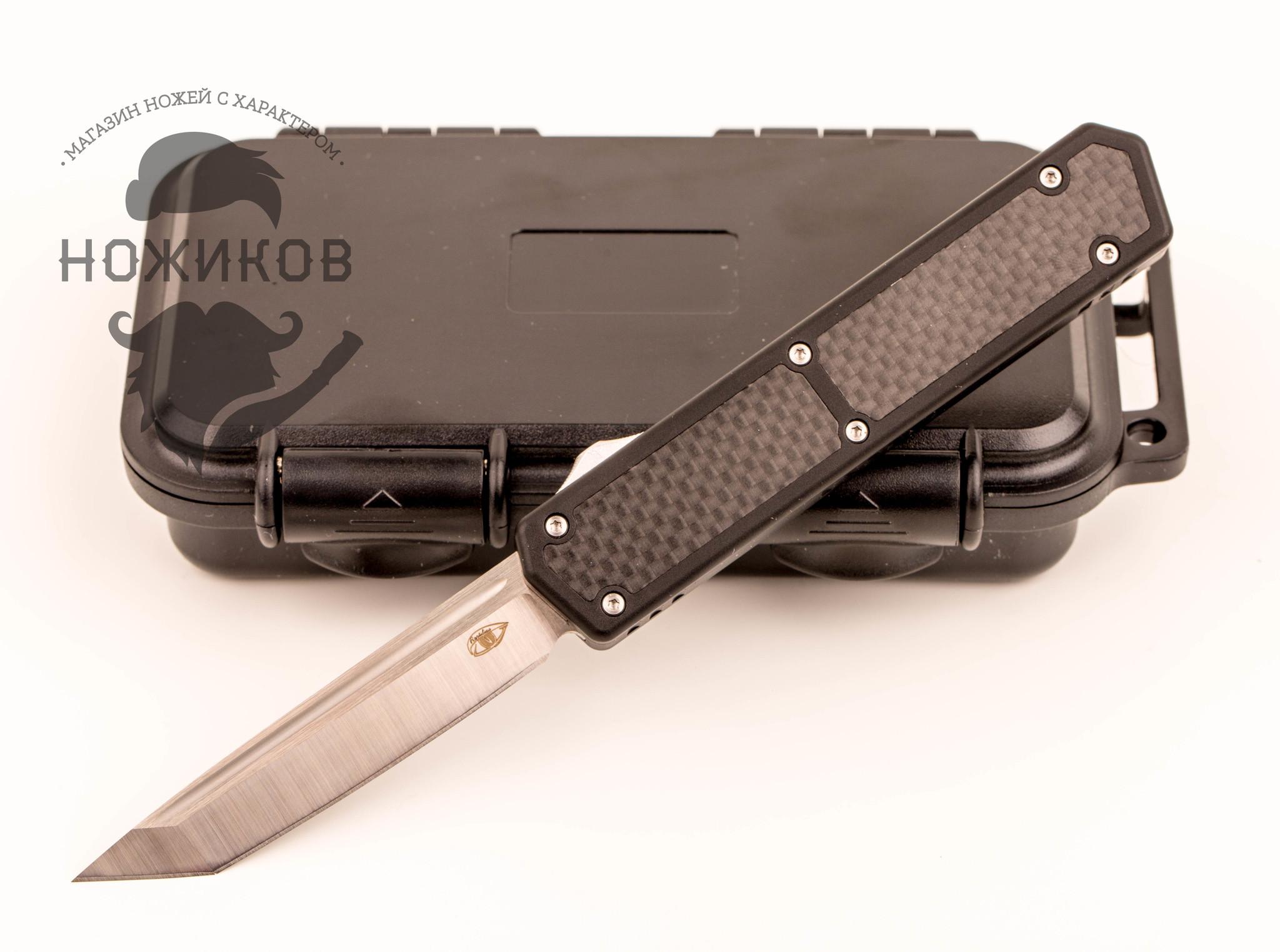 Фото 13 - Автоматический фронтальный нож  Reptilian LLKB305