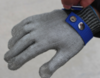 Защитная перчатка из металла против любых порезов - Nozhikov.ru