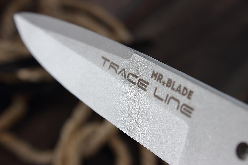 Фото 25 - Набор из 3-ёх метательных ножей TRACE LINE Satin от Mr.Blade