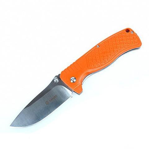 Нож Ganzo G722 оранжевый - Nozhikov.ru