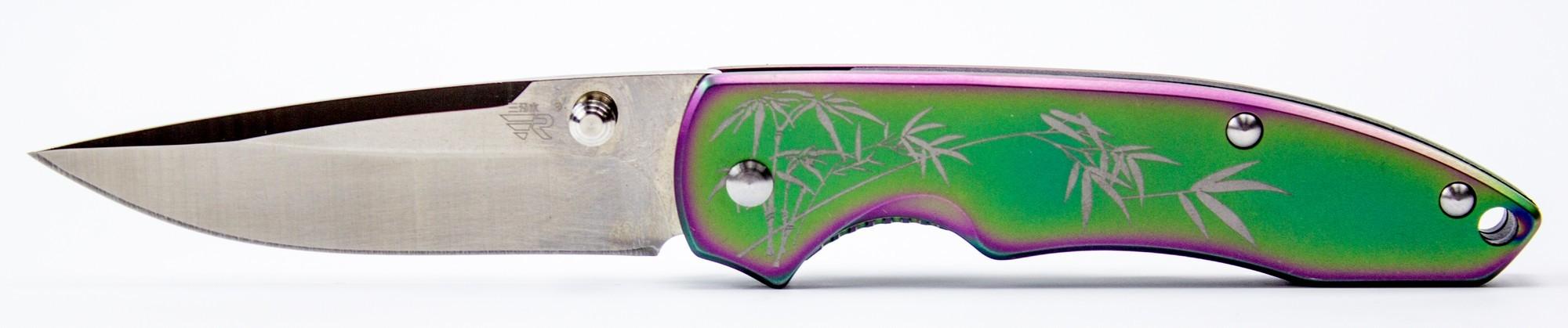 Фото 4 - Складной нож SanRenMu 7073LUX-SP