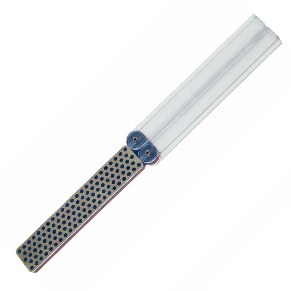 Точилка - бабочка двусторонняя DMT® Diafold Fine / Coarse, 600 mesh, 25 micron / 325 mesh, 45 micron от DMT® Diamond Machining Technology