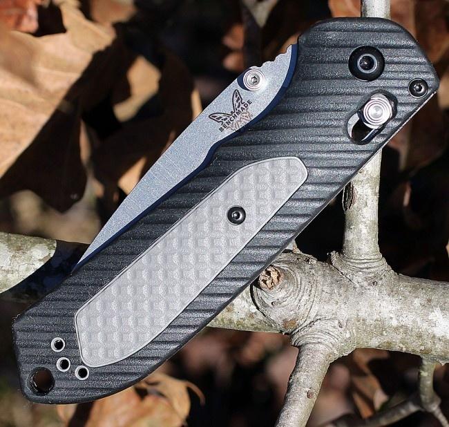Фото 5 - Складной нож Benchmade Freek 560, сталь S30V, рукоять пластик/резина