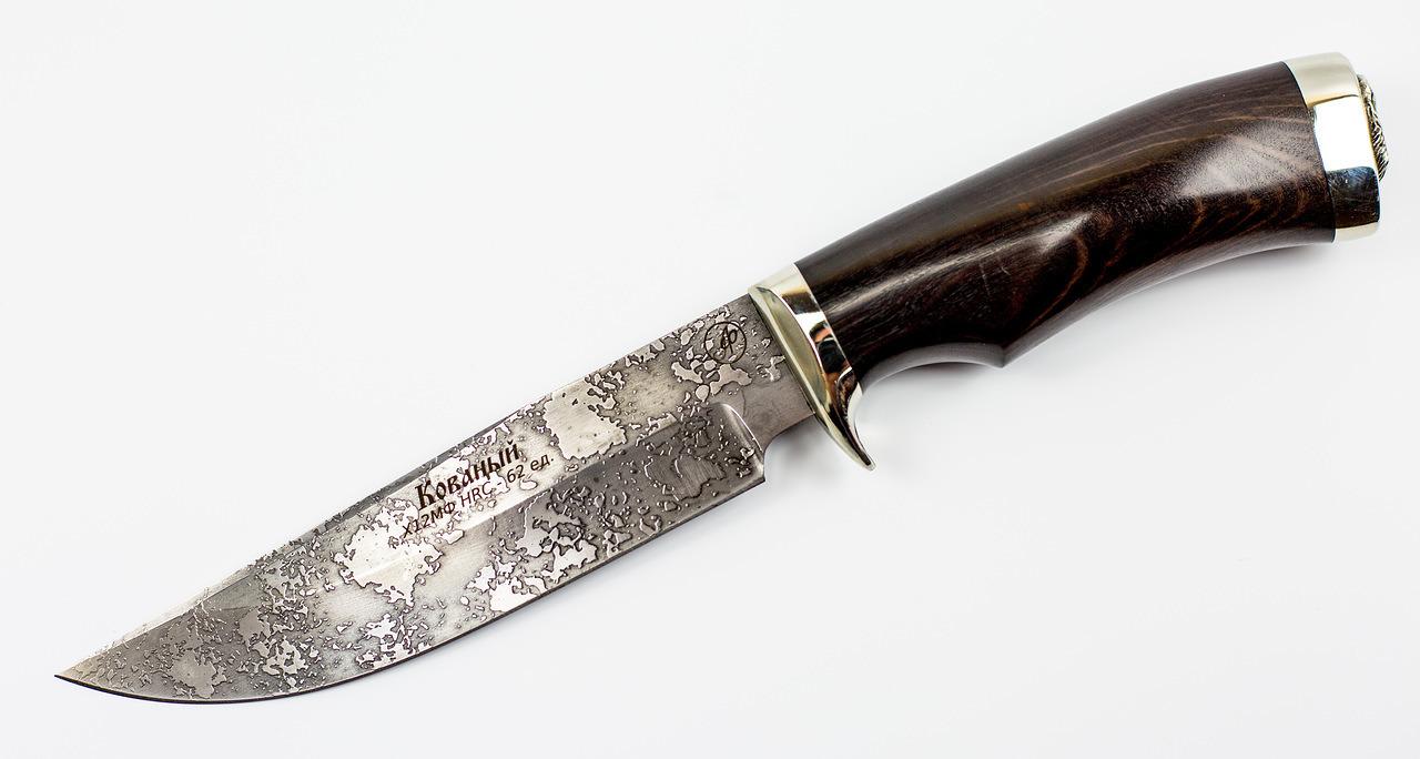 Нож Газель, Х12МФ