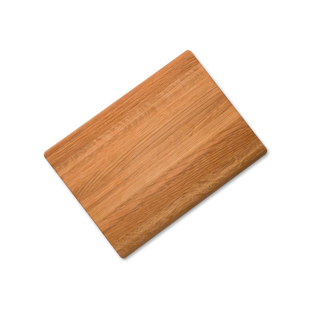 Доска разделочная прямоугольная Robert Welch, размер 38х28 см, материал дуб