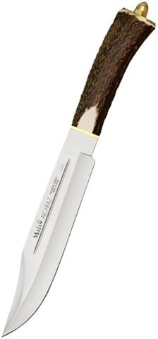 Нож с фиксированным клинком Alcaraz Stag Handle - Nozhikov.ru