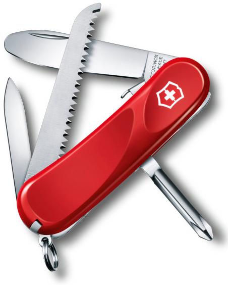 Нож перочинный Victorinox Junior 09 2.4213.SKE 85мм 8 функций красный велокомпьютер 8 13111055 cat8s 8 функций проводной author