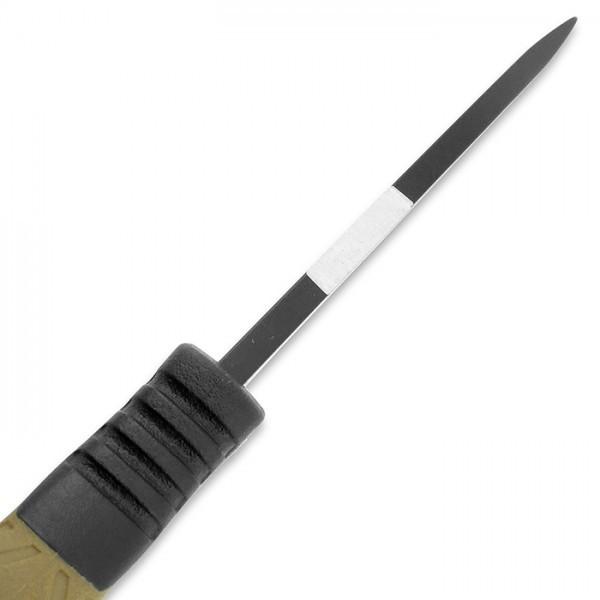 Фото 10 - Нож для выживания Nightingale, orange от WithArmour