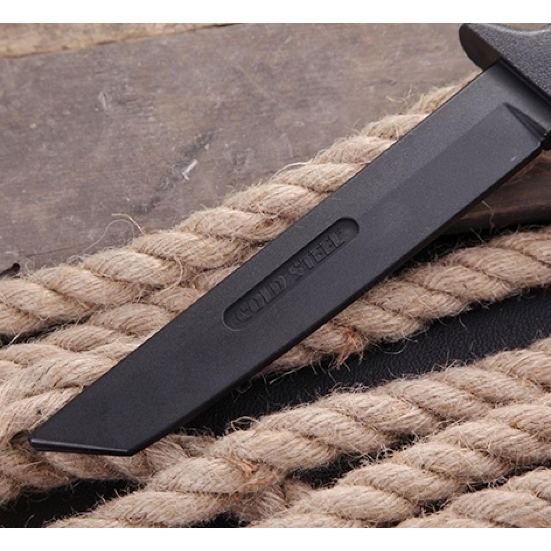 Фото 7 - Тренировочный нож - Trench Knife Tanto  , резина от Cold Steel