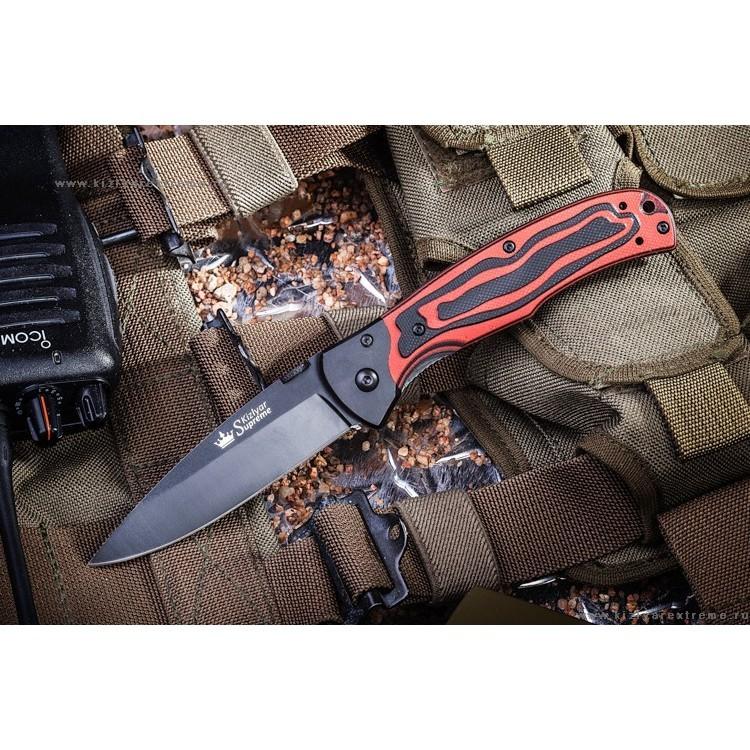 Складной нож Prime D2 BT, Кизляр от Kizlyar Supreme